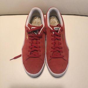 PUMA Classic Suede Men's sneakers, size 13